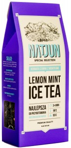 Herbata czarna ''Lemon Mint Ice Tea'' 50g